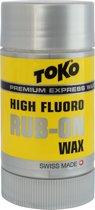 Toko - Ski/Snowboard Wax - All-in-One Hot Wax - All Condition Hard - Warm - 120 gram
