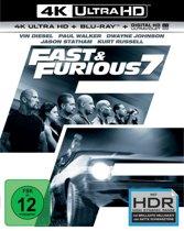 Fast & Furious 7 (Ultra HD Blu-ray & Blu-ray)