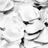 Witte Rozenblaadjes 144 stuks
