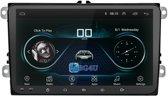 Navigatie radio VW Volkswagen Golf Touran Polo Passat, Android 8.1, Apple Carplay, 9 inch