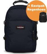 Eastpak Provider Rugzak Cloud Navy + Regenhoes Eastpak