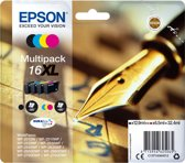 Epson 16XL - Inktcartridge - Multipack