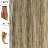Pure Clip in Remy Hair Extentions 45 cm Colour P18/SB