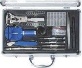 Mannesmann Schroevendraaierset Horlogemaker gereedschapset in koffer