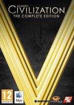 Sid Meier's Civilization V Complete - MAC