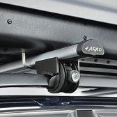 Faradbox Dakdragers Volkswagen Transporter T5 open dakrail, 100kg laadvermogen