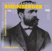 Complete Organ Works Vol.10
