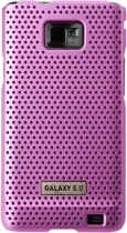 Anymode Cool Case voor Galaxy SII en SII Plus (Roze)
