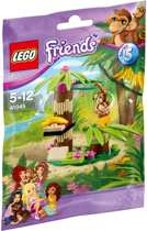 LEGO Friends De Bananenboom van Orang-oetan - 41045