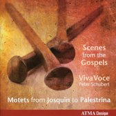 Scenes From The Gospels - Motets From Josquin To