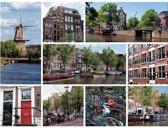 XL Legpuzzel 400 stuks Impressies uit Amsterdam