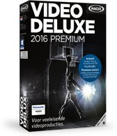 Magix Video deluxe 2016 Premium - Nederlands / Windows