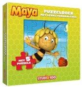 Maya 0 - Puzzelboek met leuke verhaaltjes