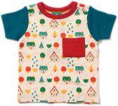 Little Village T-Shirt van Little Green Radicals (1-2 jr)