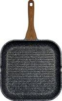Grillpan Granito Fuerte 28cm