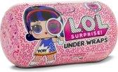 L.O.L. Surprise Eye Spy Under Wraps bal - 4.1  4-STUKS