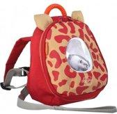 PacaPod kids rugzakje Leopard - Red