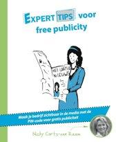 Experttips boekenserie - Experttips voor free publicity