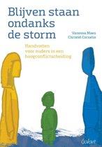 Blijven staan ondanks de storm. Handvatten voor ouders in een hoogconflictscheiding