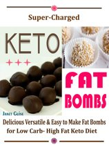 Super-Charged Keto Fat Bombs