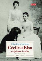 Omslag van 'Cécile en Elsa'