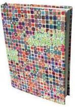 Dancing - Rekbare Boekenkaft - A4