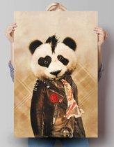Panda  - Poster 61 x 91.5 cm