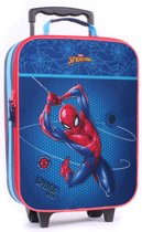 SPIDER-MAN Trolley Kinder Koffer Handbagage Vakantie Spiderman