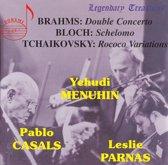Brahms Double Concert/Menuhin