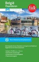 Falkplan fietskaart - Belgie Vlaanderen
