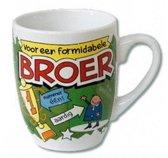 Cartoonmok Broer - 300 ml