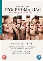 Nymphomaniac Volumes I & II Directors Cut DVD (Import)