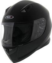 Shiro helmet SH-881 Solid Mattblack 63-XXL