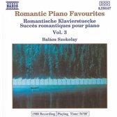 Romantic Piano Favourites Vol 3