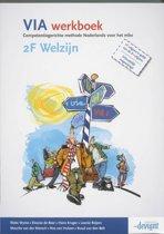 VIA - 2F Welzijn - Werkboek