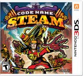 Code Name: S.T.E.A.M. - 2DS + 3DS