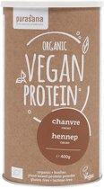 Vegan Protein Hemp 50% - Cacao 400 Gram (400 Gram) - Purasana