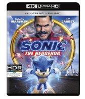 Sonic (4K Ultra-HD Blu-Ray)