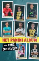 Boek cover Het Panini-album van Thijs Zonneveld van Thijs Zonneveld