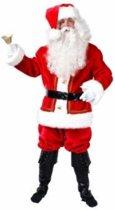 Kerstmanpak luxe kerst kostuum Large
