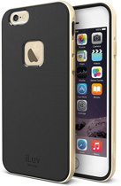 iLuv protective cover Metal Forge - goud - voor Apple iPhone 6 - 4.7