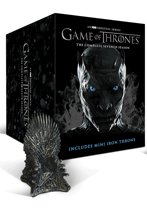 Game of Thrones - Seizoen 7 (Blu-ray) (Limited Edition met Throne beeldje)