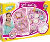 Totum Unicorn Duo 2 in 1 set - Knutselset eenhoorns