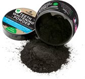 Optismile Teeth Whitening Charcoal Powder 100% Biologische Houtskool