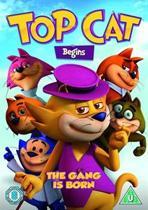 Top Cat Begins (import) (dvd)