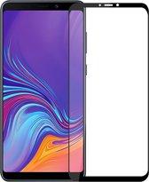 Let op type!! MOFI 2.5D Arc rand 9H oppervlaktehardheid Explosieveilig volledig scherm HD getemperd glas Film voor Galaxy A9 (2018)