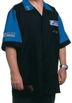 Unicorn Pro Dartshirt Black Blue - XXXL
