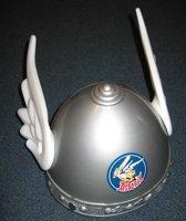 asterix helm - plastic