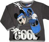 Disney Mickey Mouse Jongens Longsleeve 98