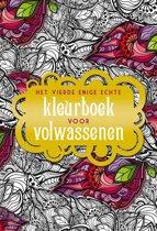 Het vierde enige echte kleurboek voor volwassenen